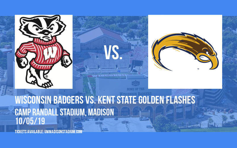 PARKING: Wisconsin Badgers vs. Kent State Golden Flashes at Camp Randall Stadium