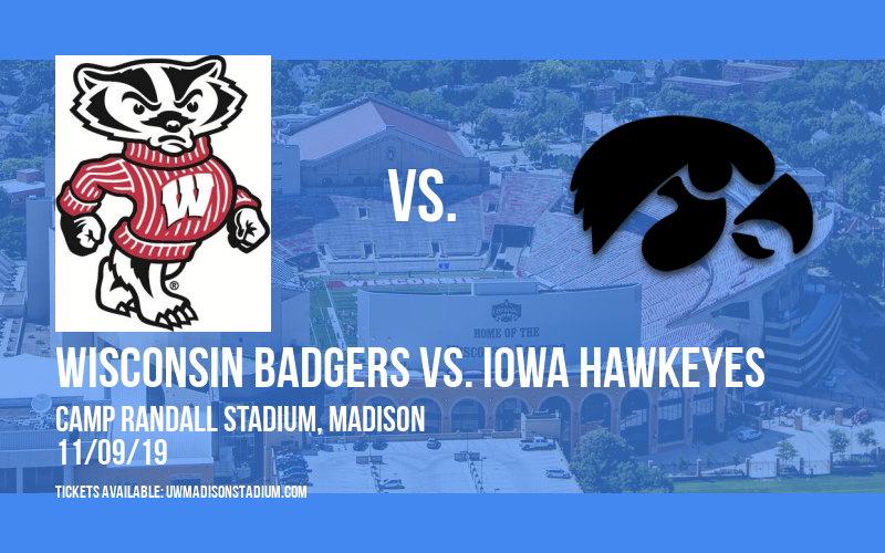 PARKING: Wisconsin Badgers vs. Iowa Hawkeyes at Camp Randall Stadium