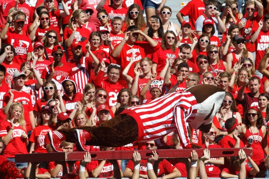 2020 Wisconsin Badgers Football Season Tickets (Includes Tickets To All Regular Season Home Games) at Camp Randall Stadium